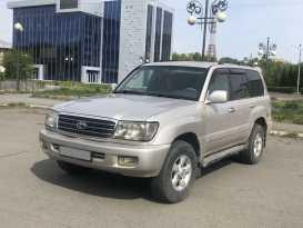 Кызыл Land Cruiser 1998