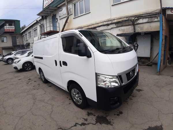 Nissan NV350 Caravan, 2015 год, 1 410 000 руб.