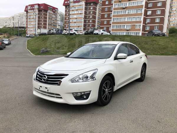 Nissan Teana, 2016 год, 1 120 000 руб.