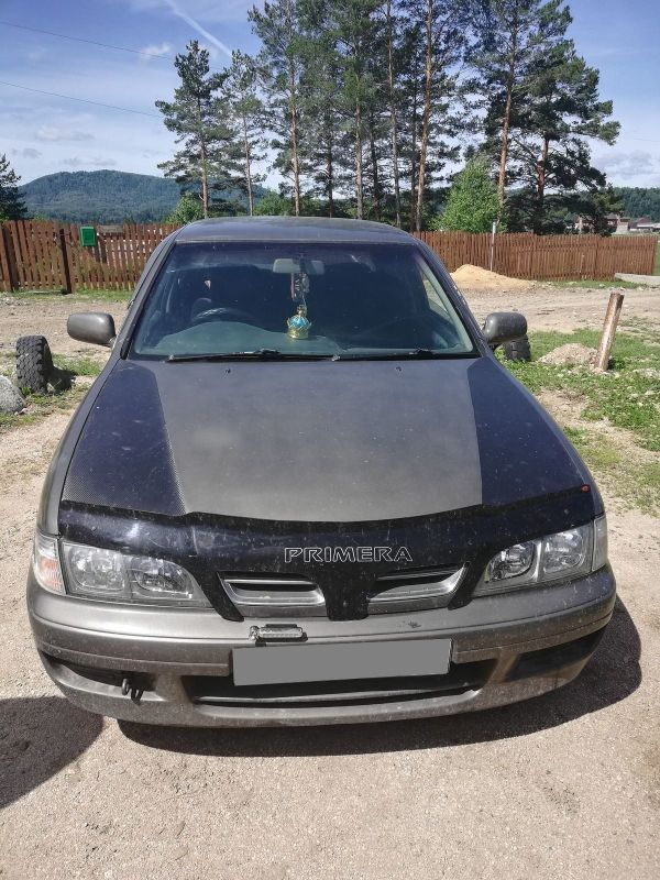 Nissan Primera, 1996 год, 120 000 руб.