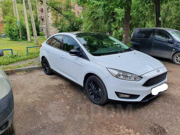 Ford Focus, 2017 год, 890 000 руб.