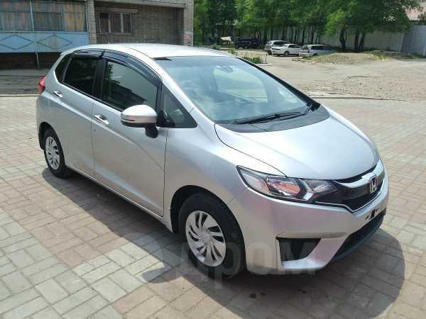 Honda Fit, 2017 год, 695 000 руб.