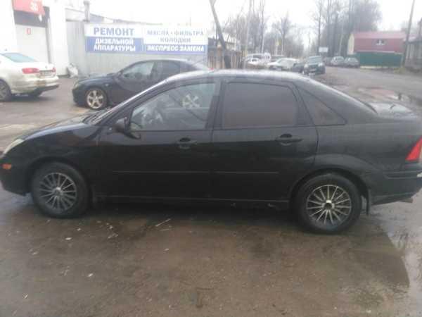 Ford Focus, 2000 год, 125 000 руб.