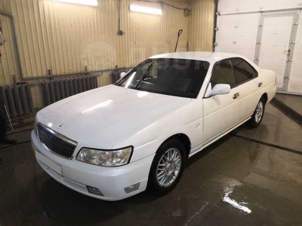 Nissan Laurel, 2001 год, 599 000 руб.
