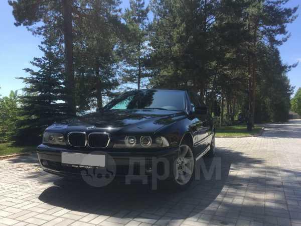 BMW 5-Series, 2002 год, 525 000 руб.