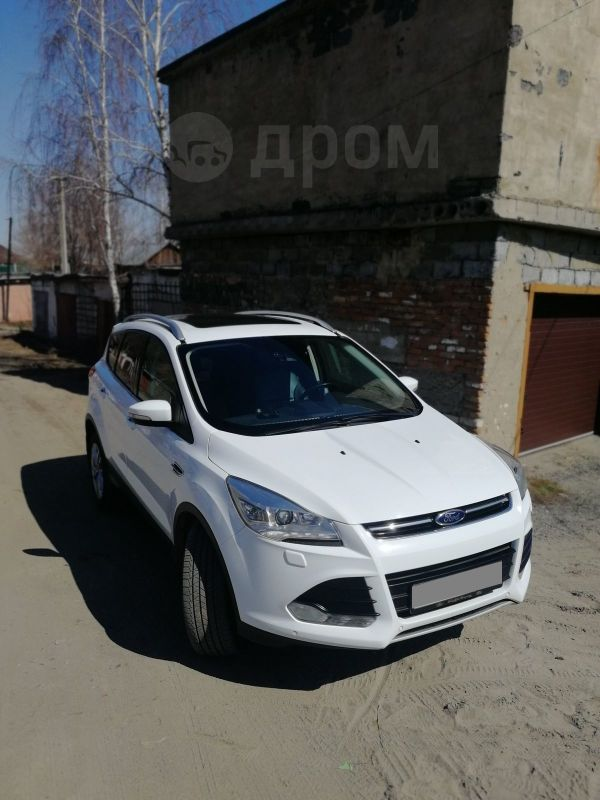 Ford Kuga, 2015 год, 870 000 руб.