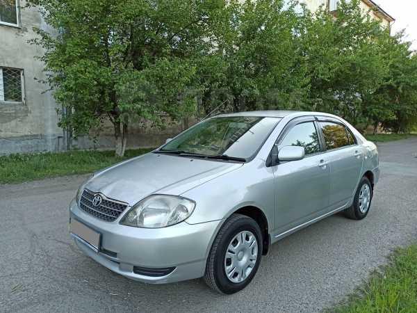 Toyota Corolla, 2001 год, 298 000 руб.