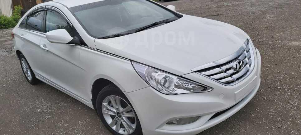 Hyundai Sonata, 2012 год, 675 000 руб.