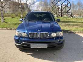 Ухта BMW X5 2002