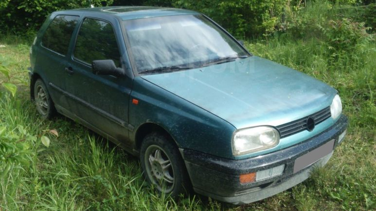 Volkswagen Golf, 1992 год, 85 000 руб.