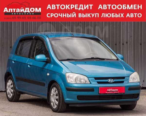 Hyundai Getz, 2003 год, 229 000 руб.
