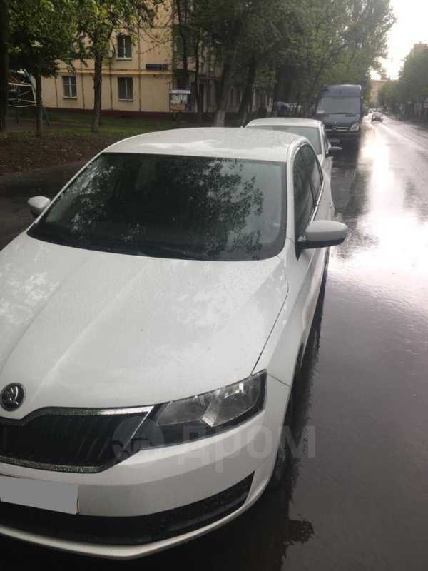 Skoda Rapid, 2018 год, 660 000 руб.