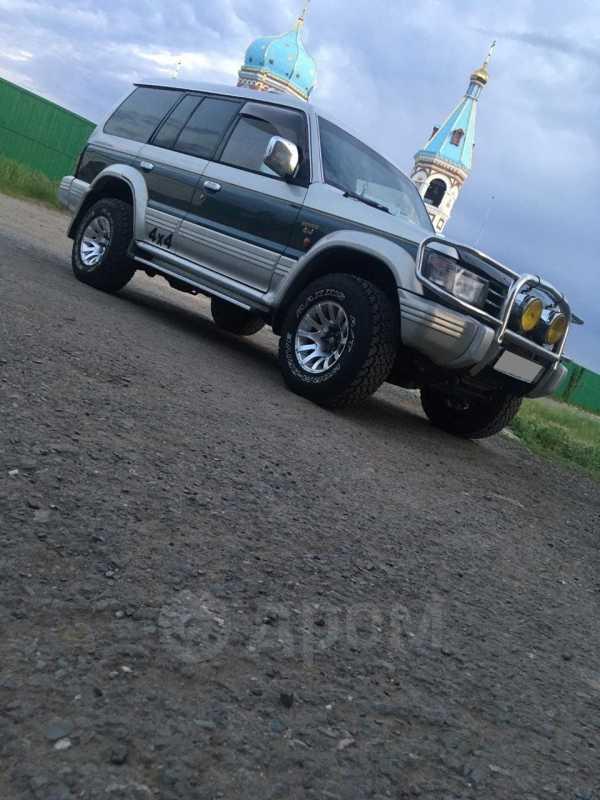 Mitsubishi Pajero, 1994 год, 500 000 руб.