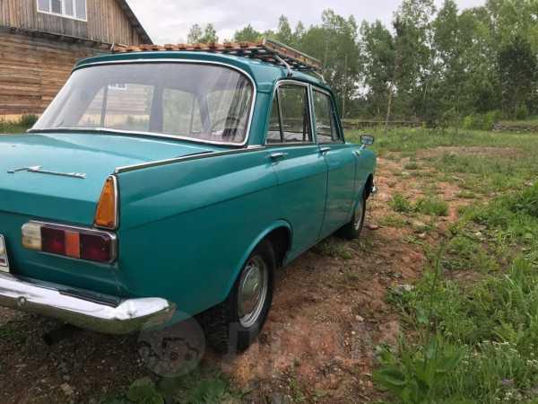 Москвич 412, 1972 год, 50 000 руб.