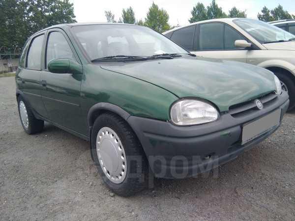 Opel Corsa, 1996 год, 99 000 руб.