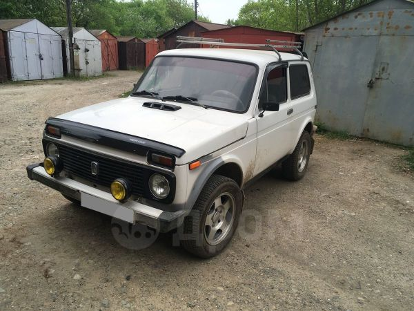 Лада 4x4 2121 Нива, 1994 год, 150 000 руб.