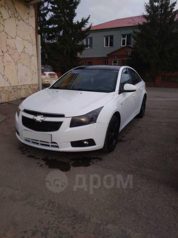 Chevrolet Cruze, 2011 год, 336 000 руб.