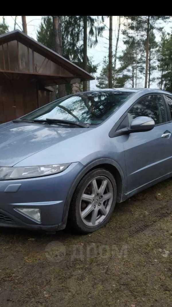 Honda Civic, 2008 год, 485 000 руб.