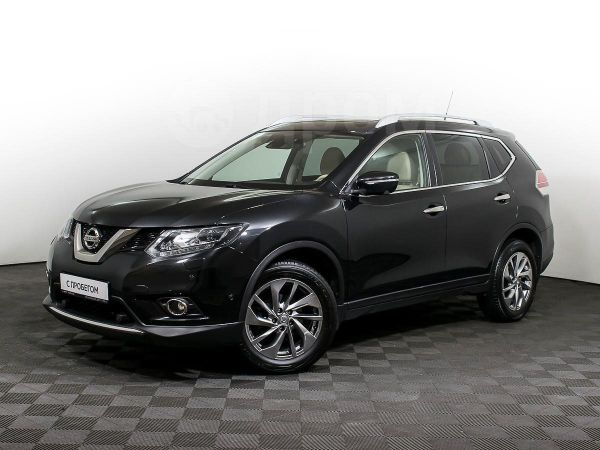 Nissan X-Trail, 2016 год, 1 307 000 руб.