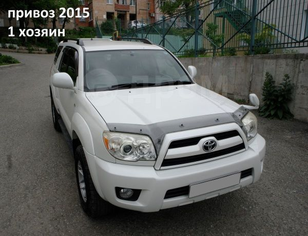 Toyota Hilux Surf, 2009 год, 1 600 000 руб.