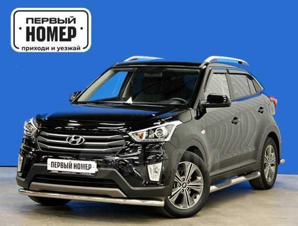 Hyundai Creta, 2017 год, 1 089 000 руб.