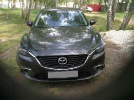 Озёрск Mazda6 2018