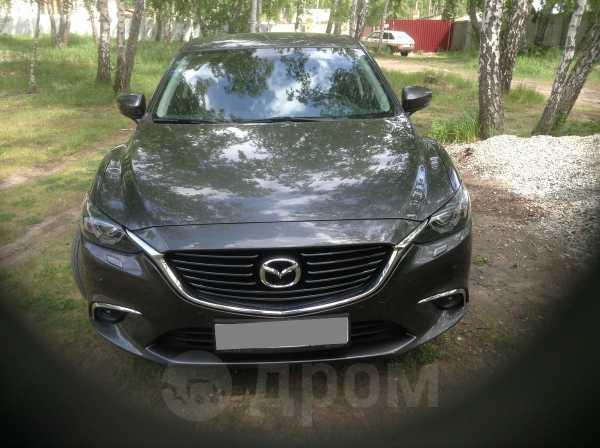 Mazda Mazda6, 2018 год, 1 500 000 руб.
