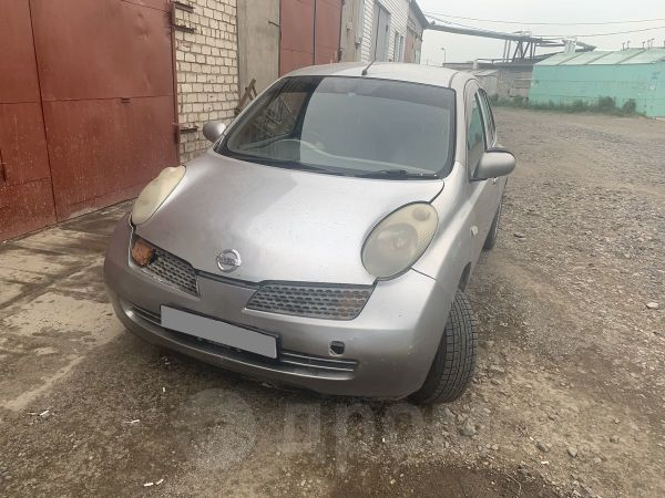Nissan March, 2004 год, 127 000 руб.