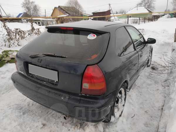 Продажа Хонда Цивик 1997г. в Чулыме, машина после ДТП, на ...  Хонда Цивик 1998 Хэтчбек
