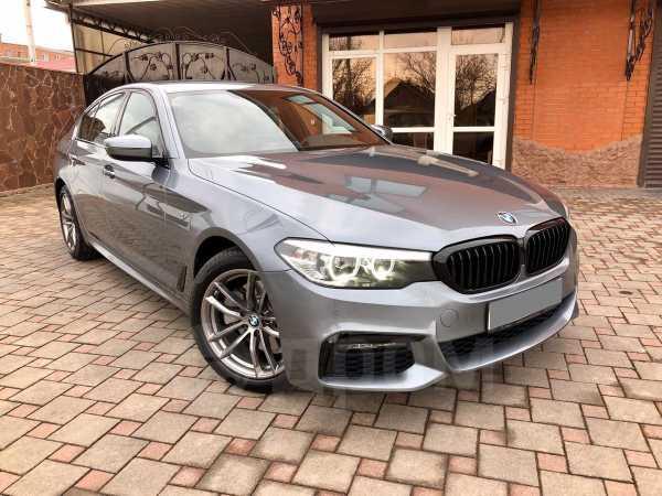 BMW 5-Series, 2018 год, 2 350 000 руб.