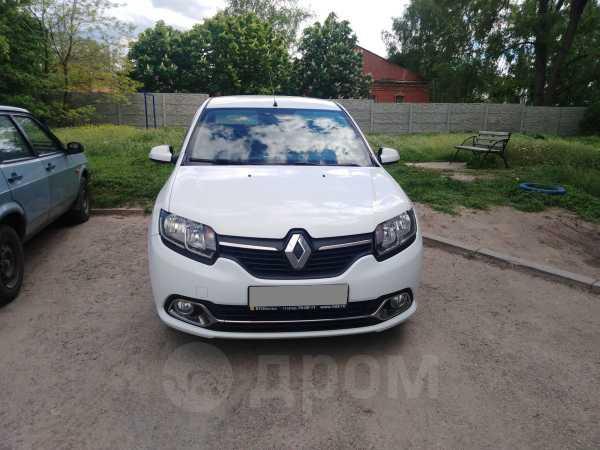 Renault Logan, 2016 год, 470 000 руб.