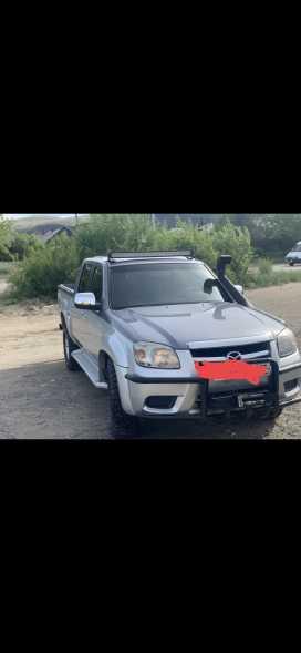Кызыл BT-50 2008