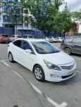 Hyundai Solaris, 2015 год, 440 000 руб.