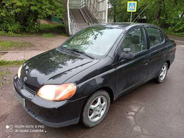Toyota Echo, 2001 год, 238 000 руб.