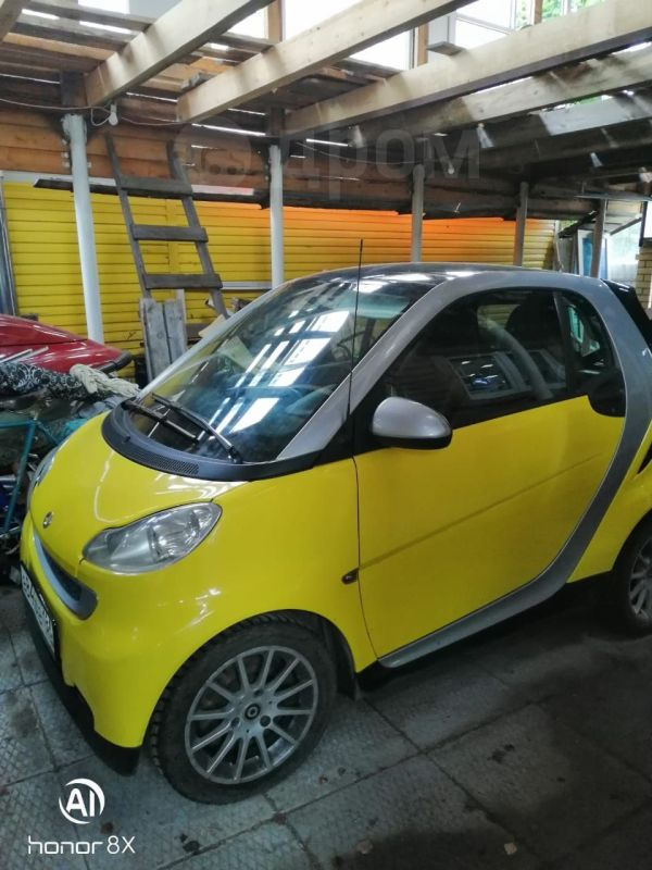 Smart Fortwo, 2007 год, 450 000 руб.