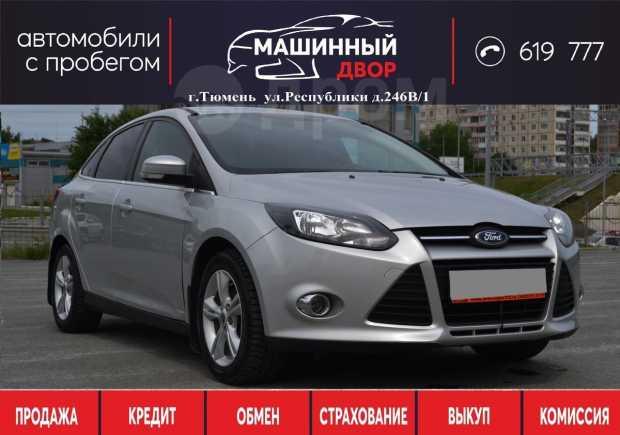 Ford Focus, 2012 год, 469 888 руб.