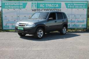 Волгоград Niva 2013