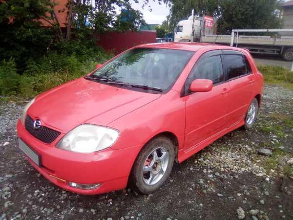 Toyota Corolla Runx, 2002 год, 310 000 руб.