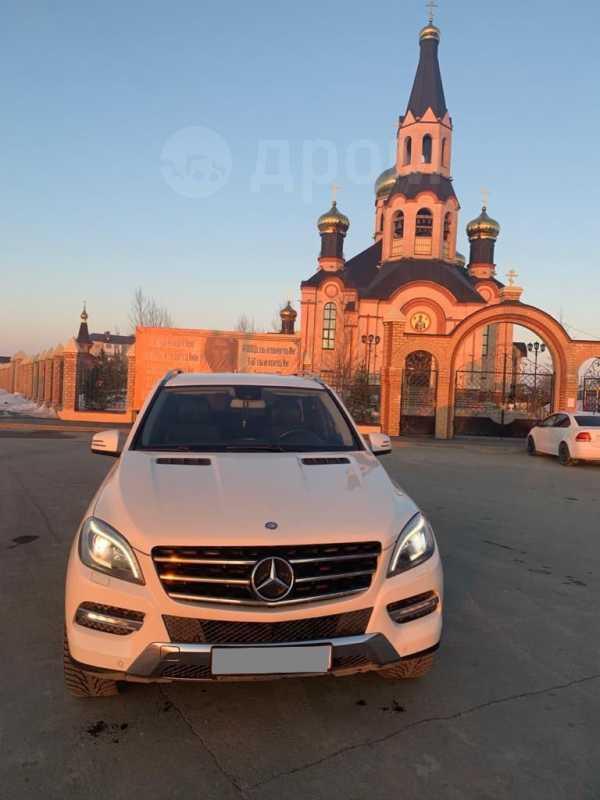 Mercedes-Benz M-Class, 2012 год, 1 549 000 руб.
