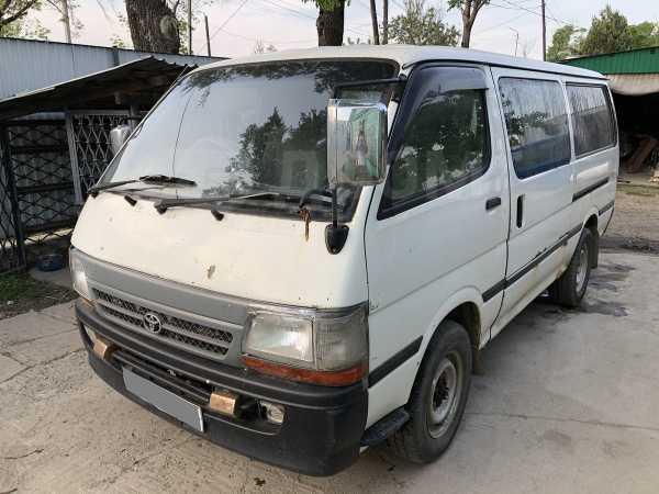 Toyota Hiace, 2002 год, 180 000 руб.