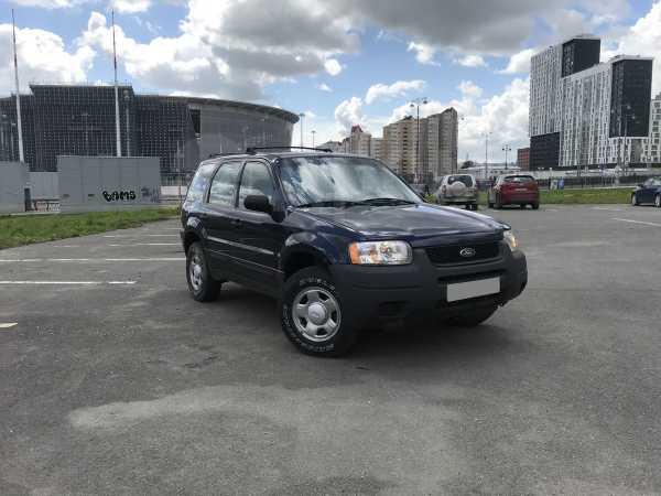 Ford Escape, 2003 год, 342 000 руб.
