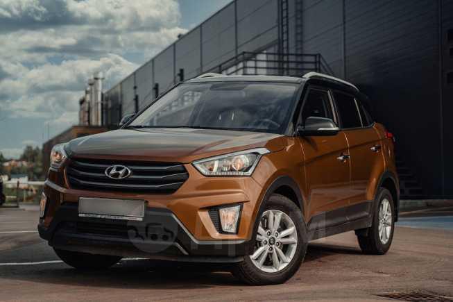 Hyundai Creta, 2017 год, 1 080 000 руб.