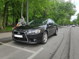 Москва Lancer 2010