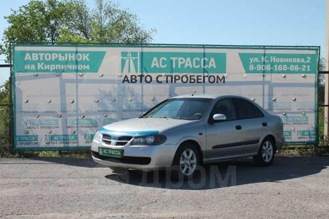 Nissan Almera, 2004 год, 249 000 руб.