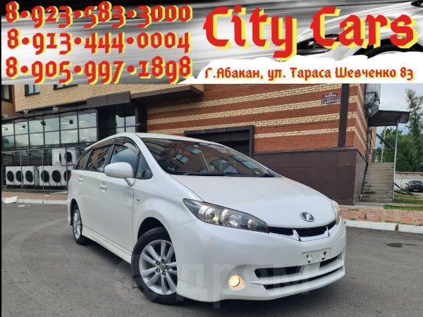 Toyota Wish, 2011 год, 815 000 руб.