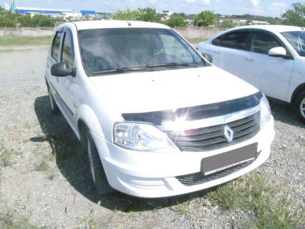 Renault Logan, 2012 год, 170 000 руб.