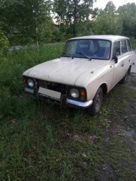Северск 2125 Комби 1990