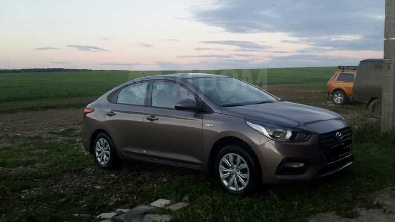 Hyundai Solaris, 2018 год, 760 000 руб.
