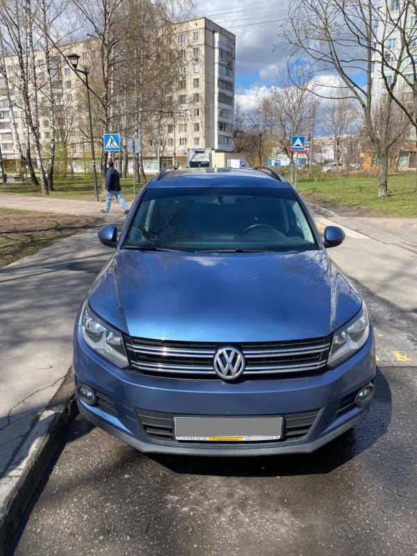 Volkswagen Tiguan, 2012 год, 550 000 руб.