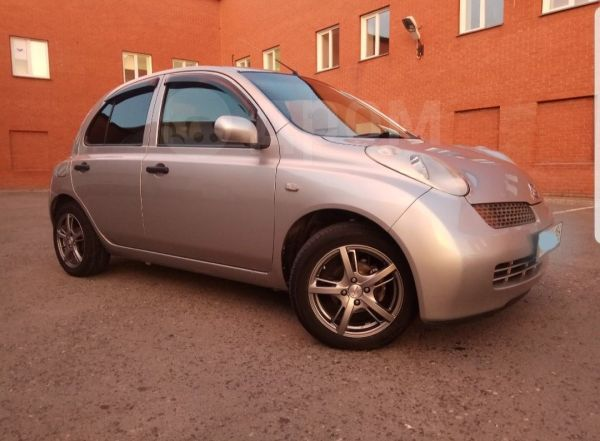 Nissan March, 2004 год, 230 000 руб.